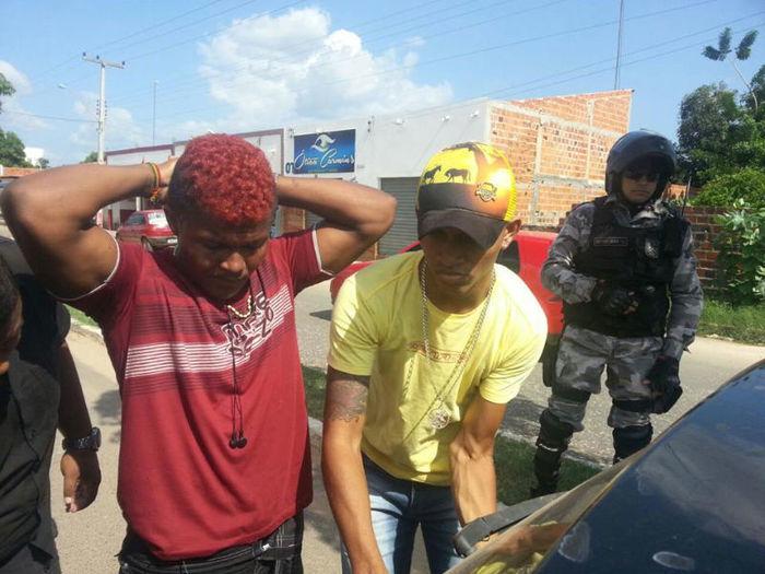 Polícia Militar prende quadrilha com drogas e metralhadora na zona norte de Teresina