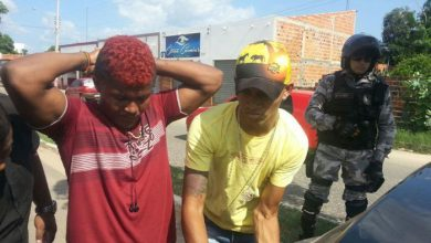 Photo of Polícia Militar prende quadrilha com drogas e metralhadora na zona norte de Teresina