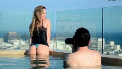 Photo of Ex-BBB Ana Carolina posa sensual após depressão: 'Como uma fênix'