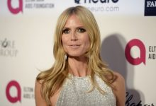 Photo of Sem lingerie? Heidi Klum ousa no look em festa pós-Oscar