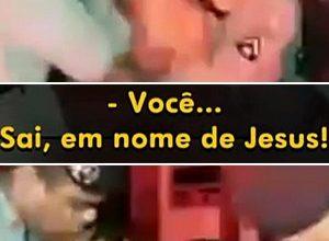 Photo of Policiais militares 'exorcizam' homem durante abordagem em Goiás