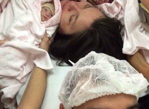 Photo of Centenas doam leite materno em MT após morte de mãe de quadrigêmeos